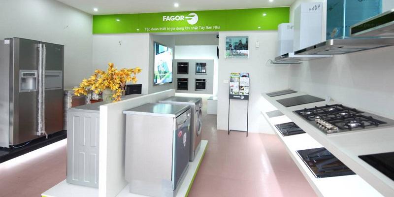 Trung tâm bảo hành sửa chữa thiết bị nhà bếp FAGOR