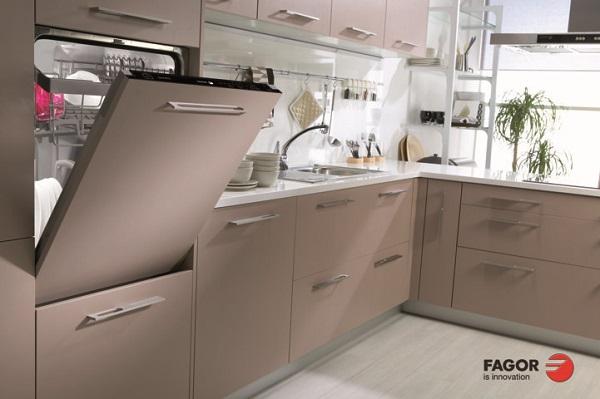 Vì sao máy rửa bát FAGOR nhiều người lựa chọn